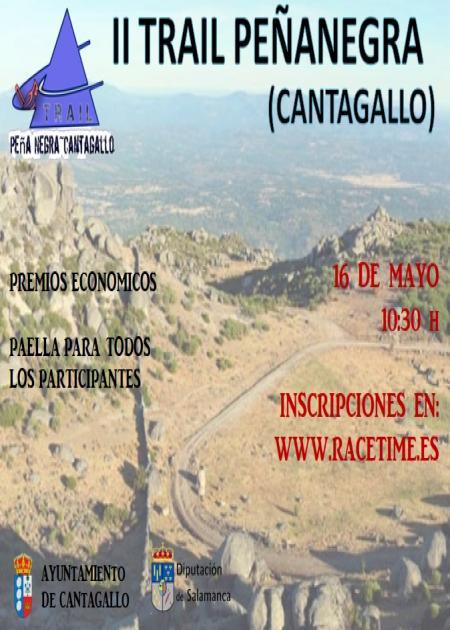 II Trail Peñanegra Cantagallo