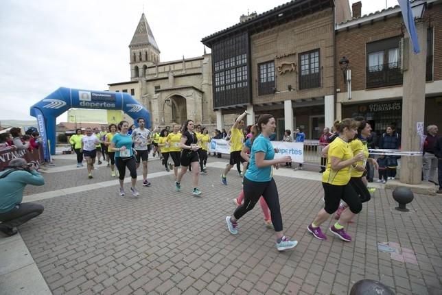 La Carrera La Ciudad se celebrará en la localidad paredeña el próximo 7 de Abril
