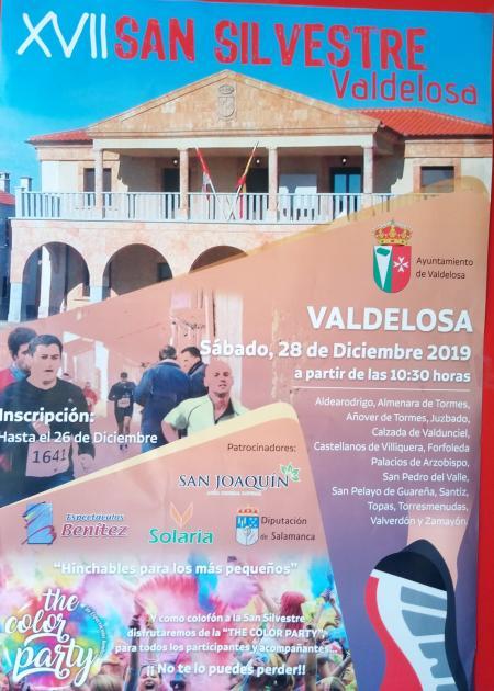 XVII San Silvestre Valdelosa