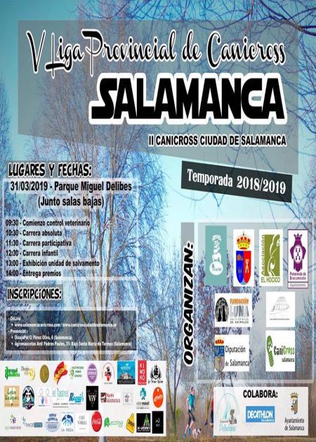 II CANICROSS CIUDAD DE SALAMANCA