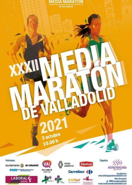 XXXII Media Maraton de Valladolid