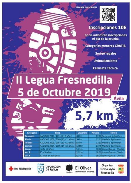 II Legua Fresnedilla