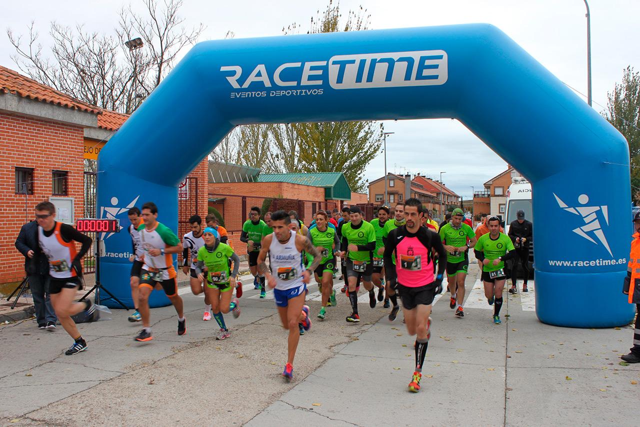 Carbajosa acogerá la 3ª Carrera Kilometros Solidaria el 25 de Noviembre