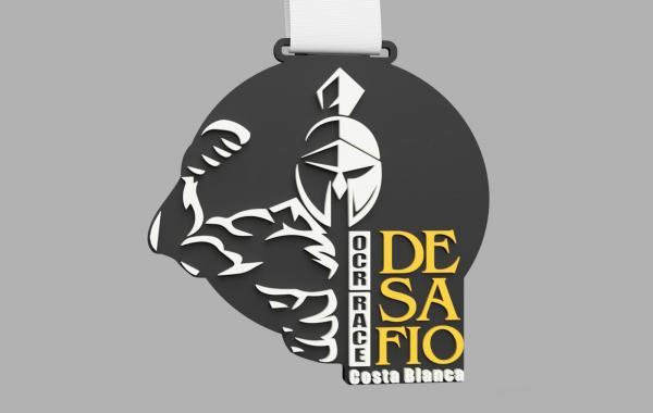 Medallas Finisher