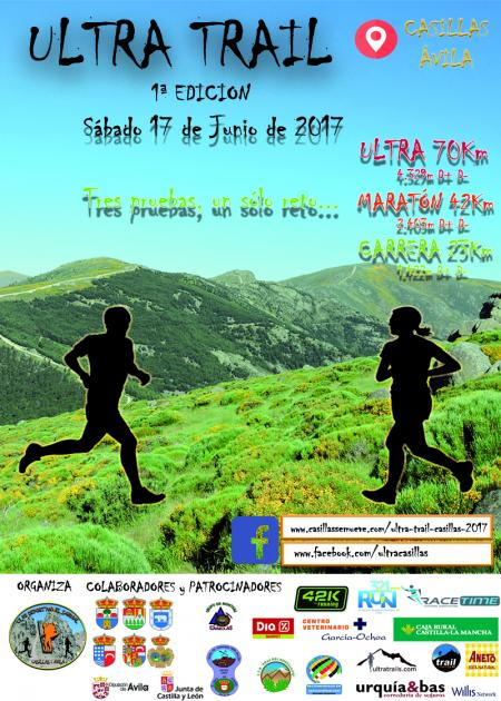 Ultra Trail Casillas