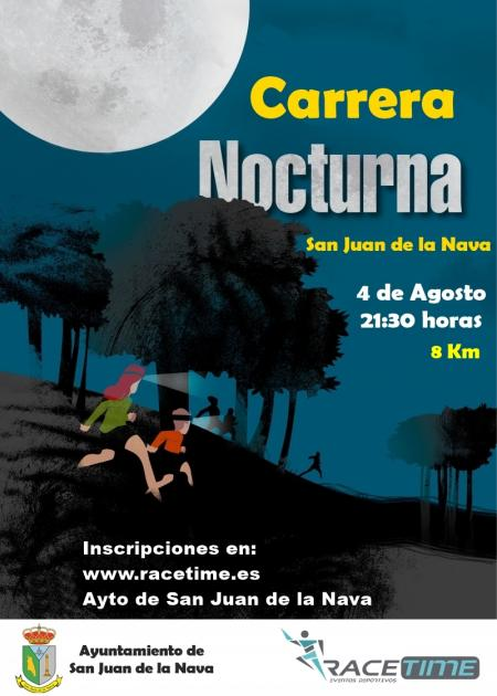 Carrera Nocturna San Juan de la Nava