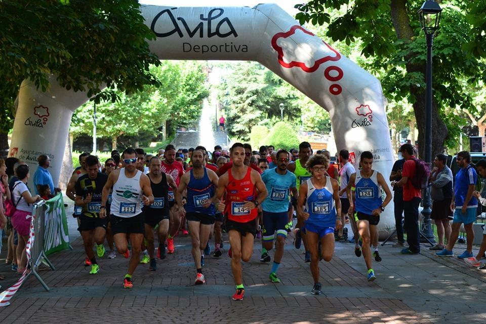Alberto Blázquez se impone en la I Fiesta del Running