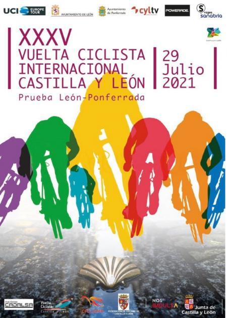 XXXV Vuelta Ciclista Internacional Castilla y Leon