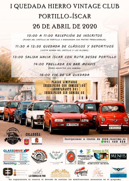 I Quedada Hierro Vintage Club