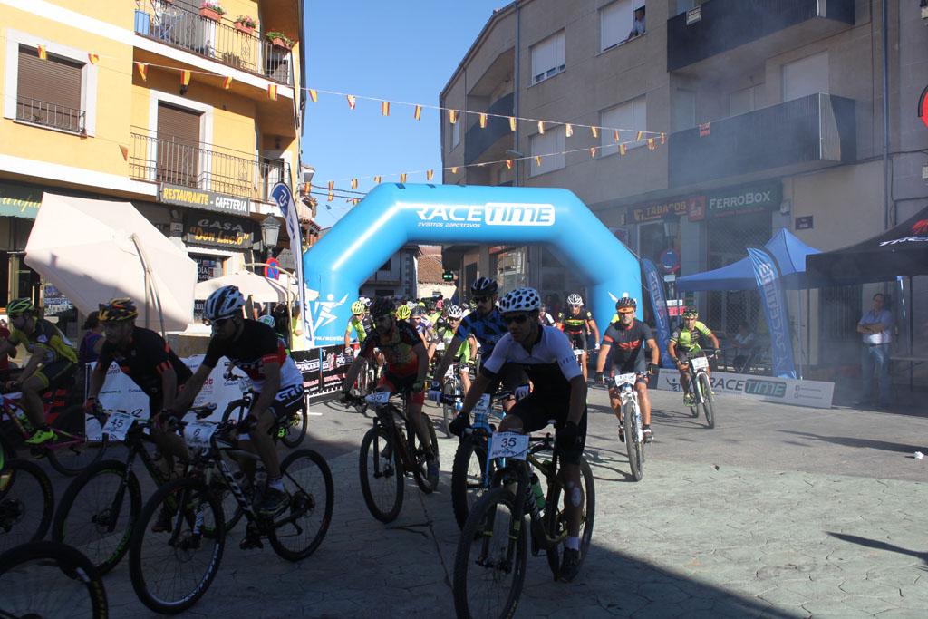 Linares de Riofrio acoge el 5 de Agosto su 9ª BTT