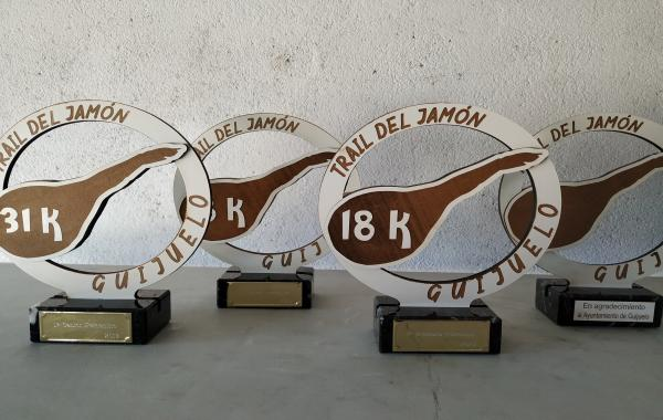 Trofeos y Medallas Finisher