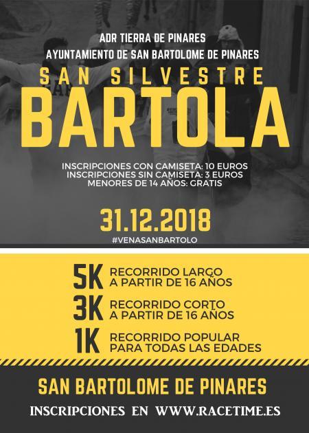 San Silvestre Bartola