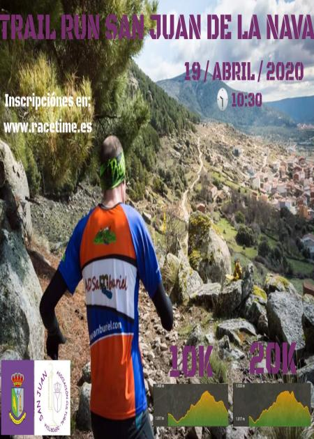 Trail Run San Juan de la Nava
