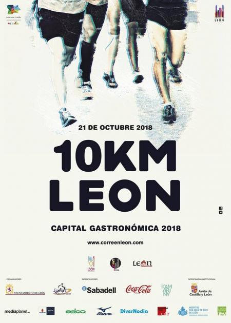 10 Km León