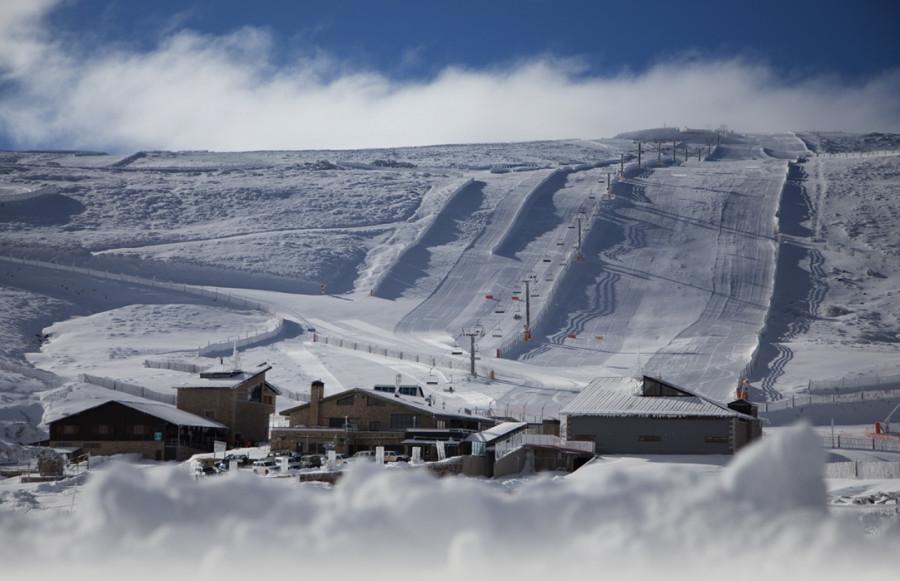 Nace el Snowcross La Covatilla en la Sierra de Béjar