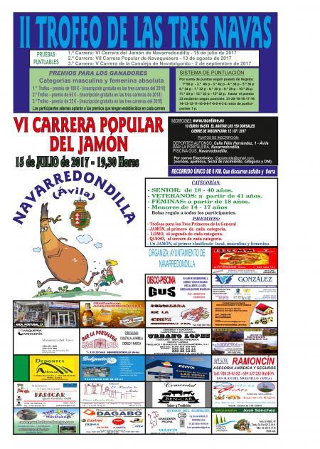 VI Carrera Popular del Jamón