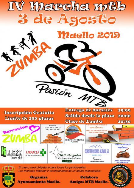 IV Marcha MTB Maello