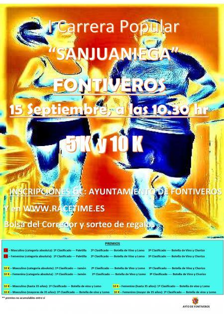 Carrera Popular Sanjuaniega