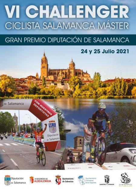 VI Challenger Ciclista Salamanca Master