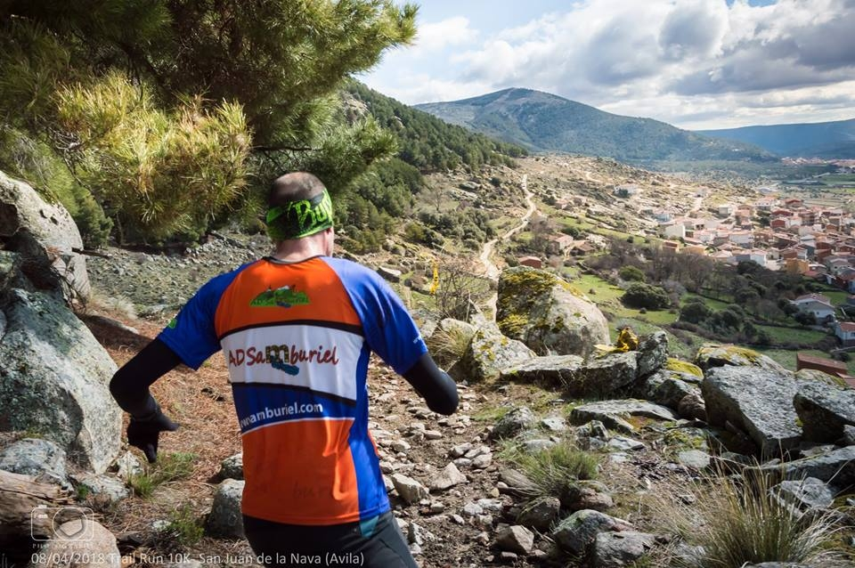 San Juan de la Nava acoge un Trail Solidario el 13 de Abril