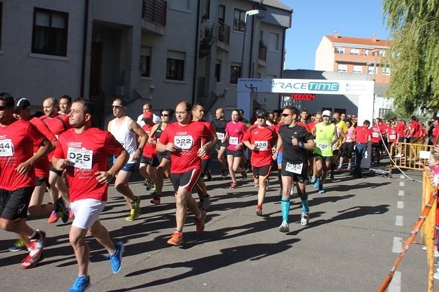 Los 8 Km de Aldeaseca de la Armuña se celebran este domingo 16