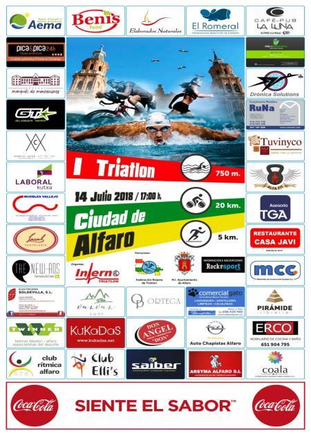 Triatlón Ciudad de Alfaro