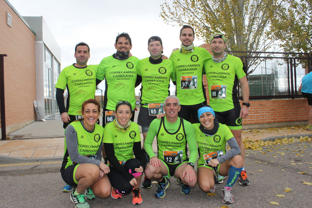Éxito en la 2ª Carrera Kilómetros Solidarios
