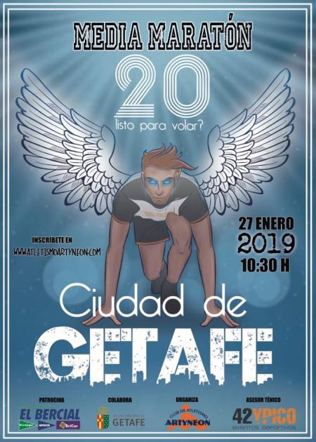 Media Maratón Ciudad de Getafe