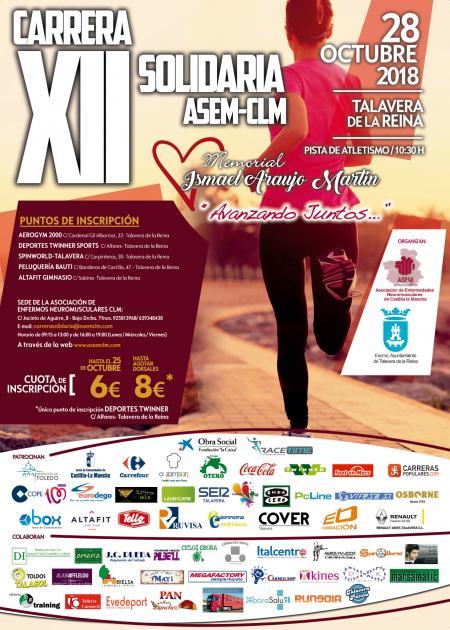 12ª Carrera Solidaria ASEM-CLM