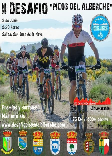 II Desafio Picos del Alberche