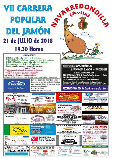 VII Carrera del Jamon