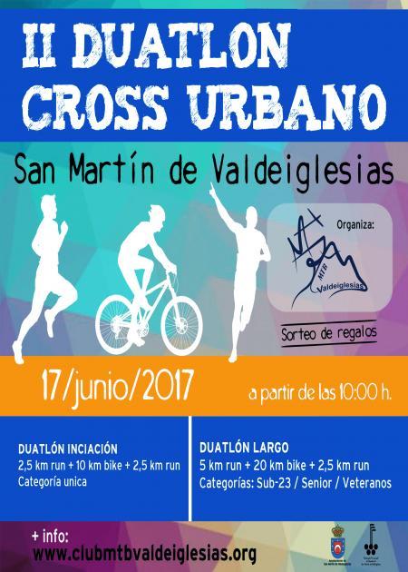 II Duatlón Cross Urbano