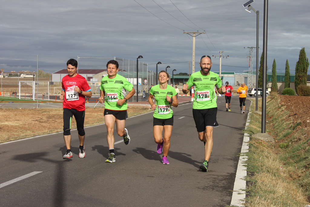 "2ª Carrera ""Kilómetros Solidarios"""