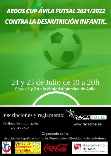 Aedos Cup Avila Futsal