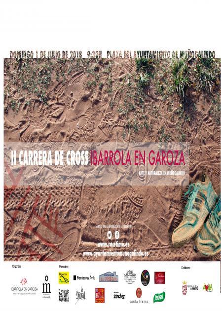 II Carrera de Cross Ibarrola en Garoza