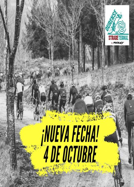 Marcha Cicloturista Ourense Strade Termal