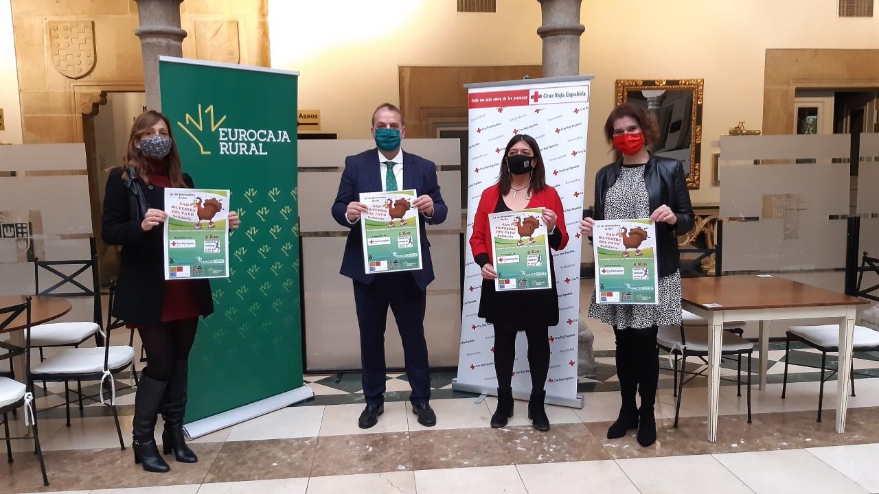 La San Silvestre del Pavo Solidaria de Ávila ya está en marcha