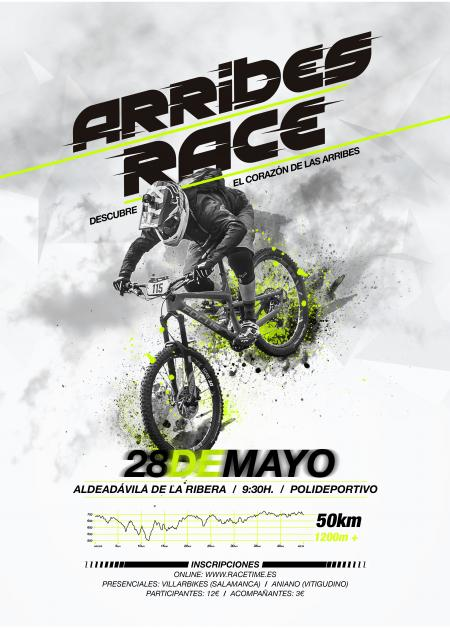 Marcha BTT Arribes Race