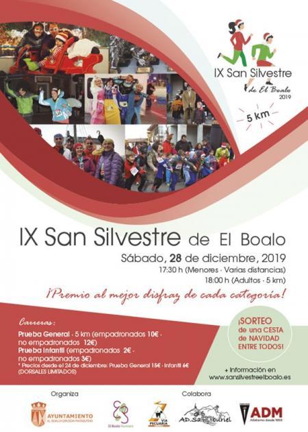 IX San Silvestre de El Boalo