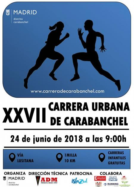 XXVII Carrera Urbana de Carabanchel