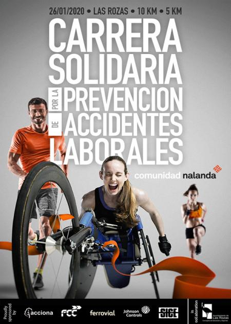 Carrera Solidaria por la Prevención de Riesgos Laborales