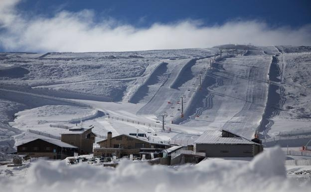 La estación de esquí de Béjar será escenario de la 'Snowcross La Covatilla 2020'