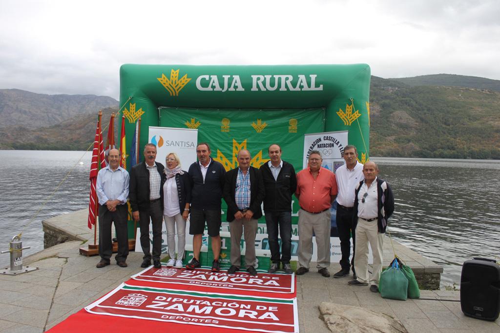 Exitosa Travesía a Nado Lago de Sanabria