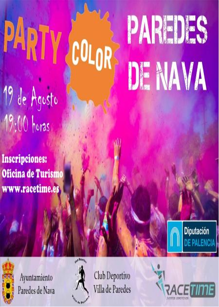Party Color Paredes de Nava