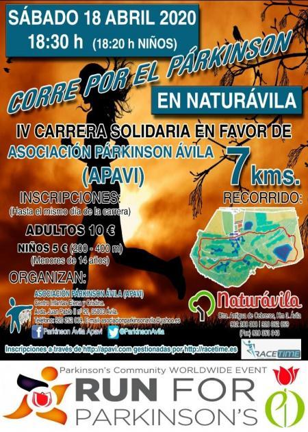 IV Carrera Solidaria en favor de APAVI