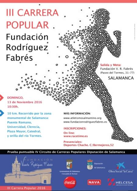 III Carrera Popular Fundacion Rodriguez Fabres