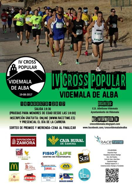 IV Cross Popular Videmala de Alba