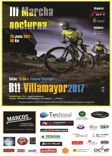 III Marcha Nocturna BTT Villamayor