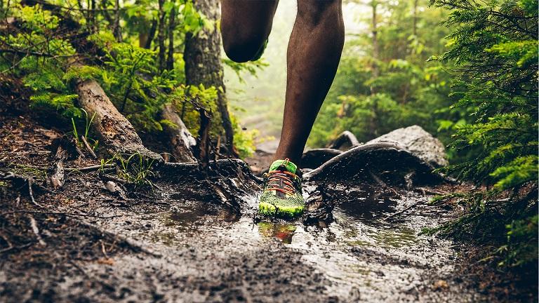 Trail, Rutas de Senderismo