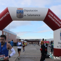 II Carrera Popular Solidaria Sumate a Villares